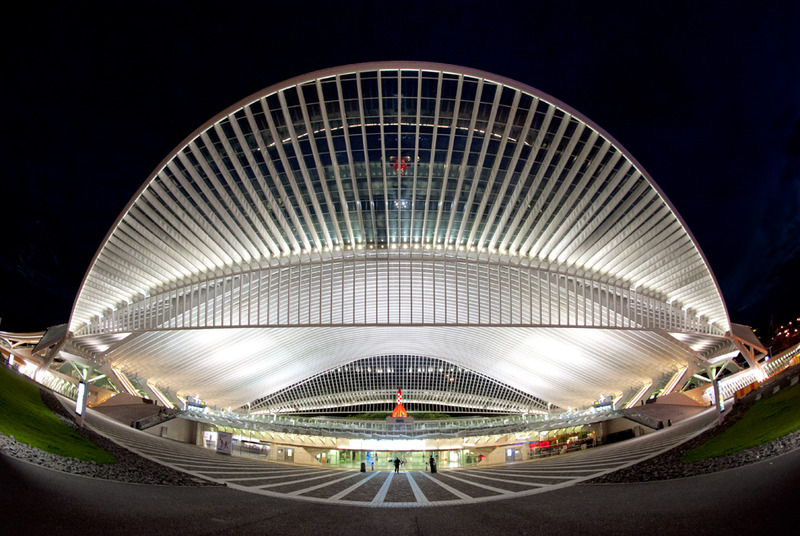 Calatrava Station Luik 1