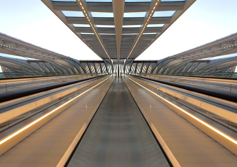 Calatrava Station Luik 7