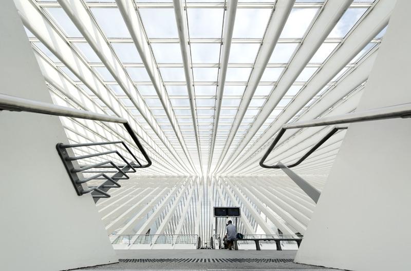 Calatrava Station Luik 10