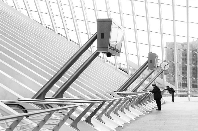 Calatrava Station Luik 13
