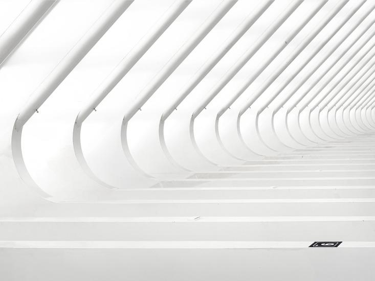 Calatrava Station Luik 15
