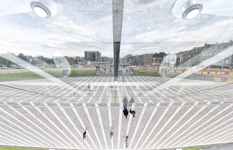 Calatrava Station Luik 18