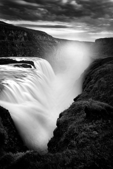 Gulfoss Waterfall 1