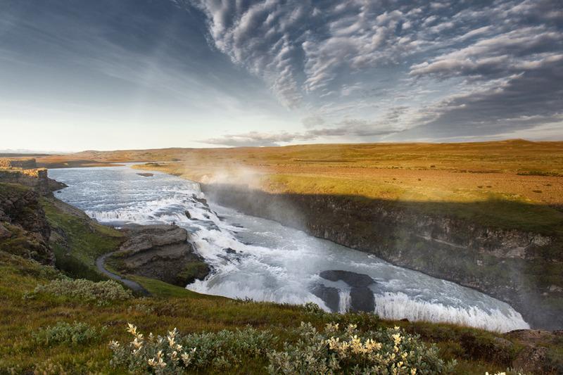 Gulfoss Waterfall 3