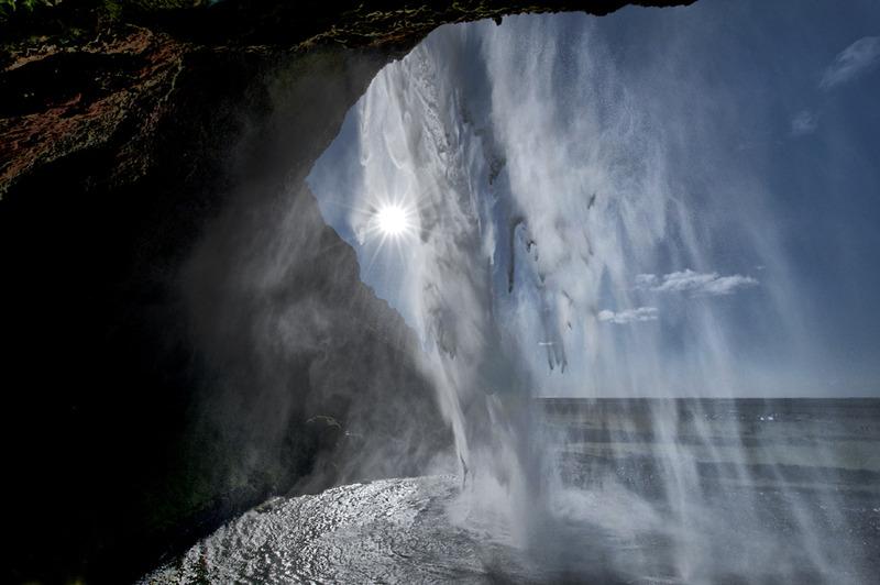 Seljalandsfoss Waterfall 2