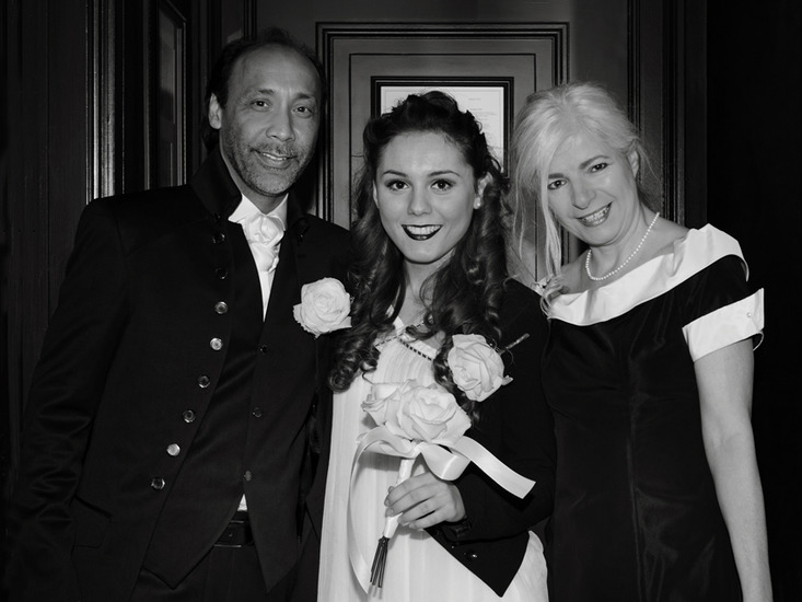 Wedding Edu and Wil