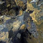 Abstrakte digitale schilderingen