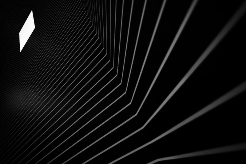 Light in the dark room