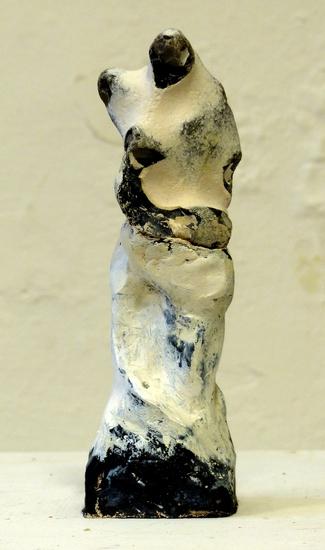 Silex-sculptuur