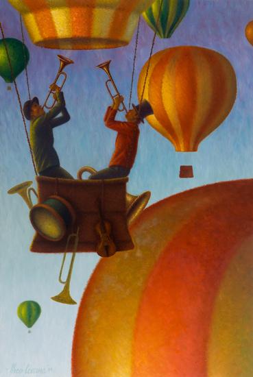 Luchtballon (duurzaam ballonvaren II