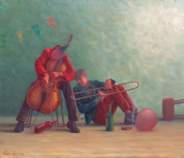Uitgetelde Muzikanten