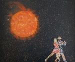 Kunstenaars die gefascineerd zijn door het Universum