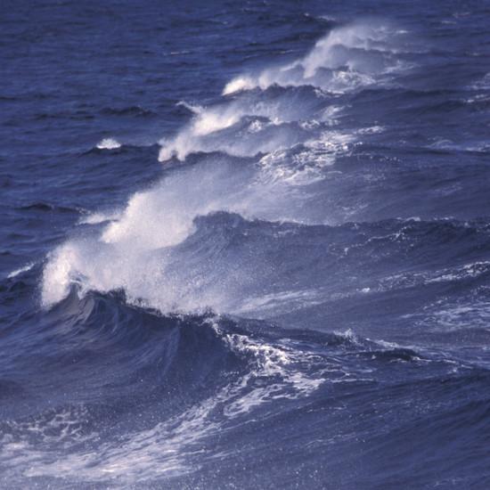 Sea-wake