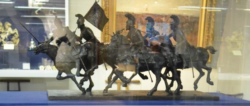 'Charge Zware Cavalerie