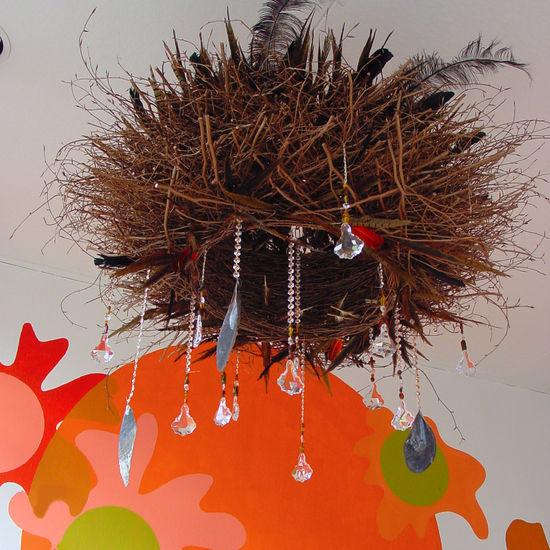 Hemels Nest (brons)