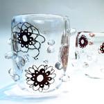 Geblazen glas