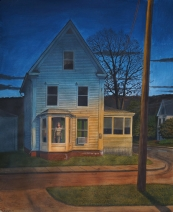 New England Evening