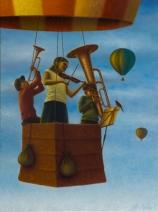 Luchtballon (duurzaam ballonvaren I)