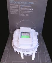 Stockholm Arena.