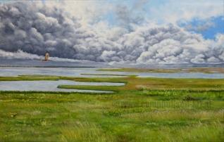 Lauwersmeer gebied