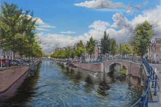 Mijn oud Amsterdam