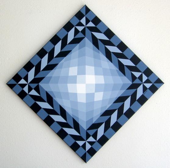 Geometric Abstract 906