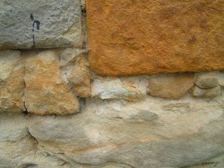 muur in Bentheim