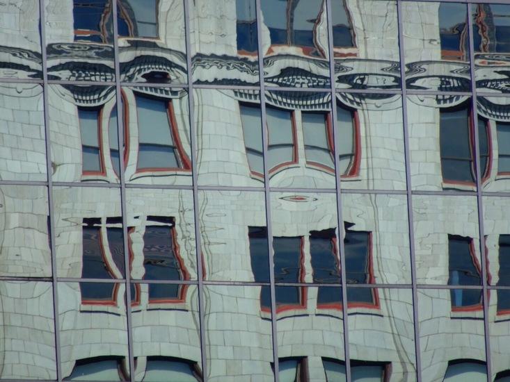 Reflectie in Grand Rapids