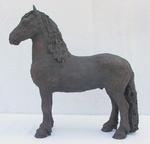 Marja Smits Keramiek Paardenbeelden