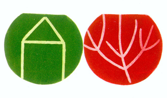 Lia stouten groen huis - Groen huis model ...