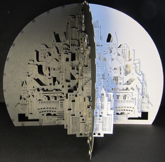 Big city (2e versie).