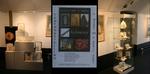 Een aantal werken - nieuwe en eerder gemaakte - die te zien waren in galerie 'Fort aan de Drecht'. Het thema van deze groepstentoonstelling was 'Architectuur' en begon op 4 maart 2007.