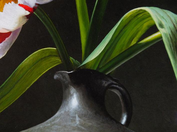Detail 3 van tulpen