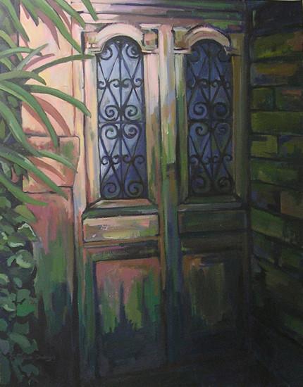 De deur
