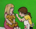 Verhalende illustraties en schilderingen