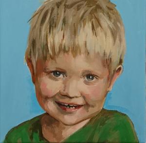 Portretten naar modellen en foto's door portretschilder Saskia Obdeijn