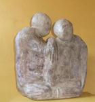 Geïnspireerd door het boeiende werk van andere kunstenaars en onze samenleving. Hierbij mijn figuratieve beleving Grtjs Jan