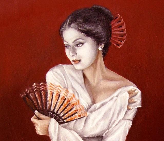 Detail Geisha 5.