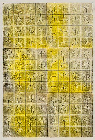 Scheurwerk geel 3