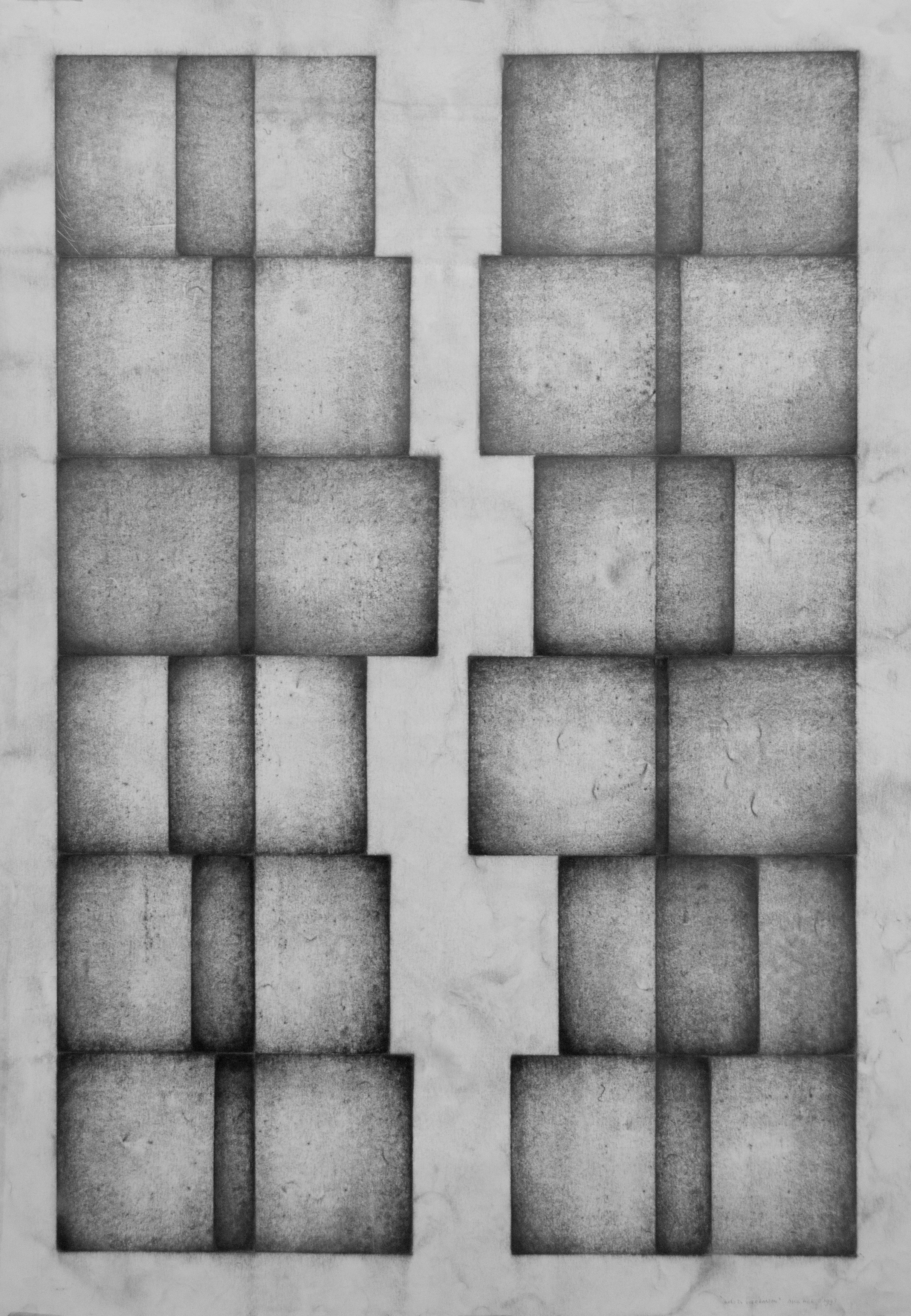 Verschoven vierkanten