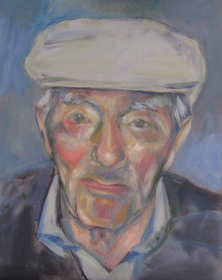 Portret van Grad