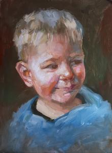 Portretten gemaakt in opdracht. Voor reacties van opdrachtgevers zie