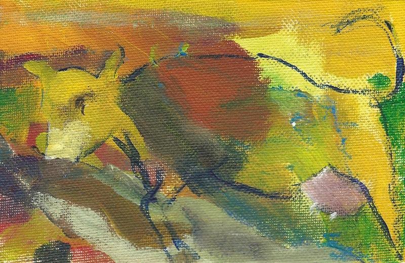 Dartele koeien - 3