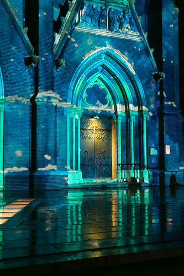 The Enchanted Cathedral & The Seasons