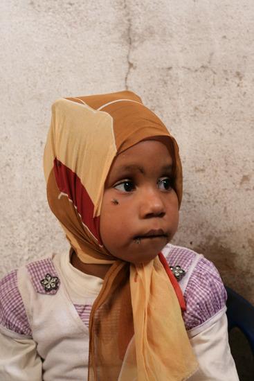 little moslima, Marokko