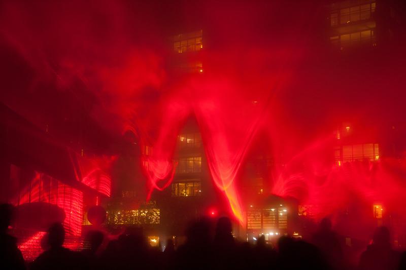rode mist