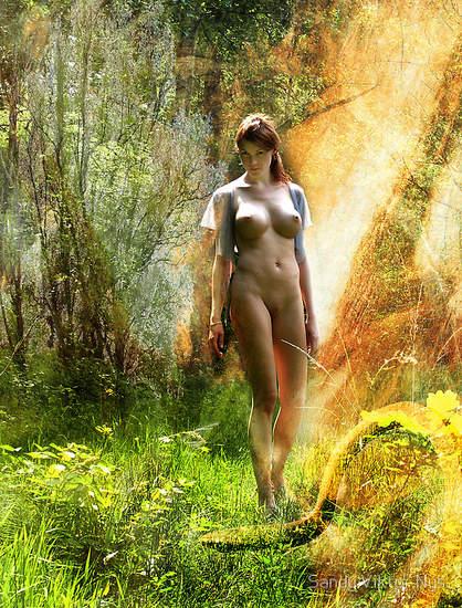 Kim as Eve 1
