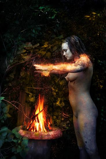 Fire ritual 4