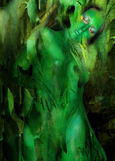 Green Nymph