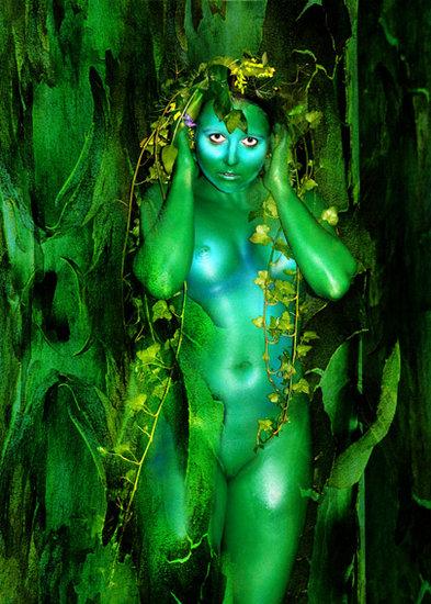 Green Nymph 05